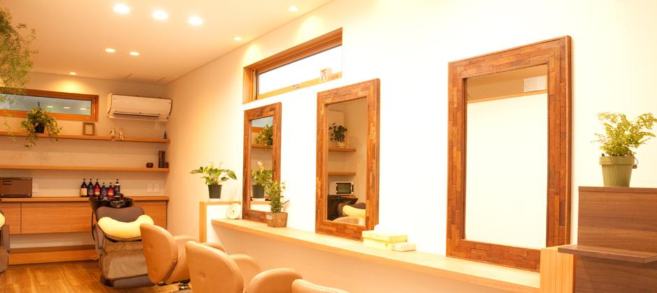 美容室「repos」(ルポ)〜 桶川の住宅街にひっそり佇む夫婦2人で営む隠れ家サロン 〜